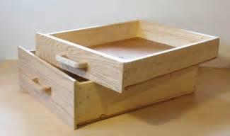 woodwork wood drawer pdf plans