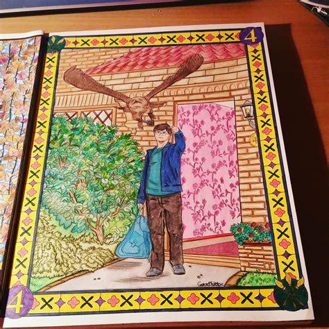 lais le livre de harry potter le livre de coloriage 1 javotte anna