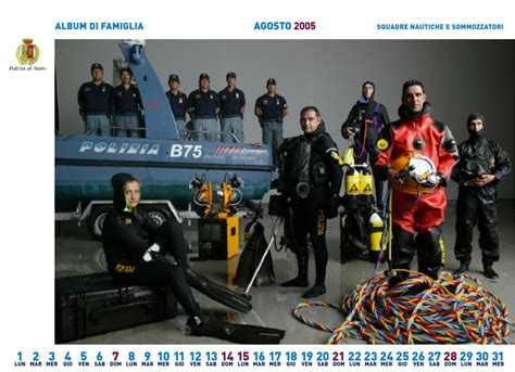 Calendario Agosto 2005 I 12 Mesi Calendario 2005