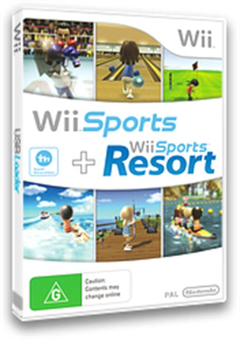 Wii Motion Plus Resort Accessory Pack 24 In 1 sp2p01 wii sports wii sports resort