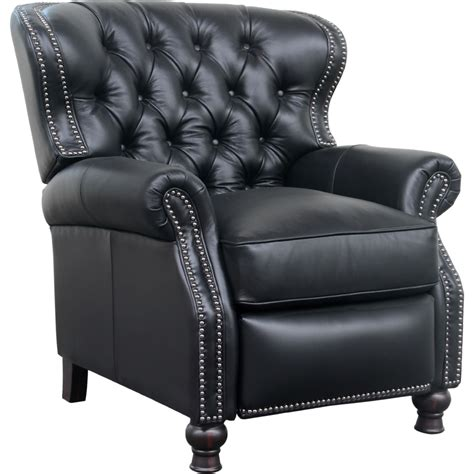 barcalounger presidential leather recliner barcalounger 7 4148 5702 99 presidential recliner in