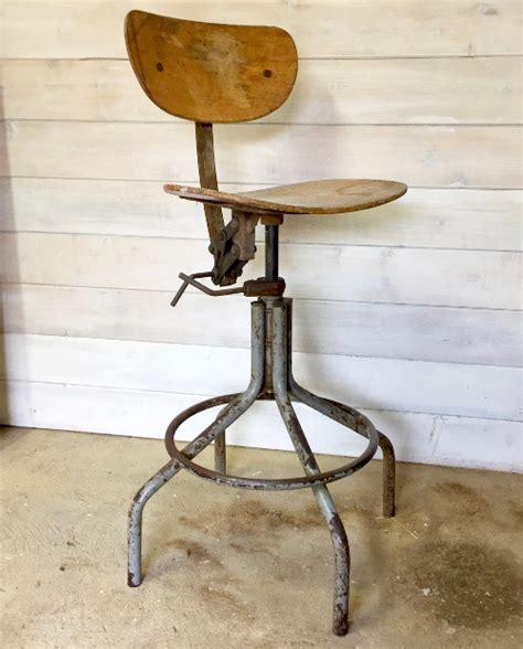 chaise d architecte d 233 capage d une ancienne chaise d architecte