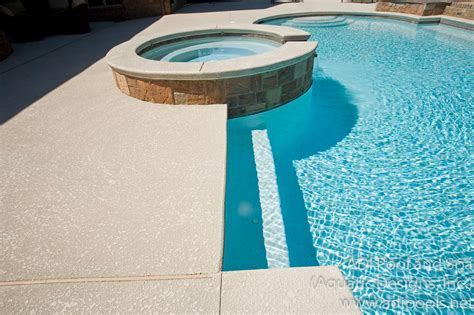 underwater bench residential adi pool spa residential and commercial pools