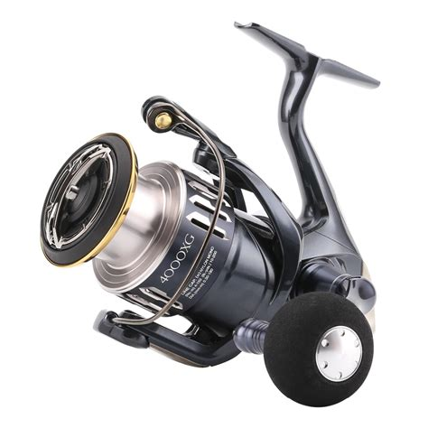 Versus Spinning Reel Glorious 5000 new shimano twinpower xd c3000xg 4000xg 5000xg 9 1bb spinning fishing reel made in japan hagane