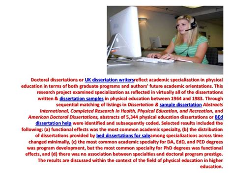 thesis abstract in physical education physicaleducationdissertation brandyourself com physical