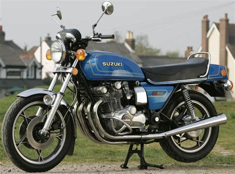 Suzuki 850 Motorcycle Suzuki Gs 850 2 Wheeler World Inline