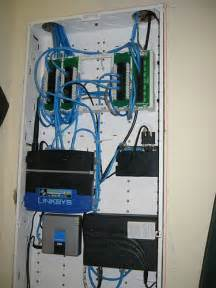 structured wiring panel flickr photo