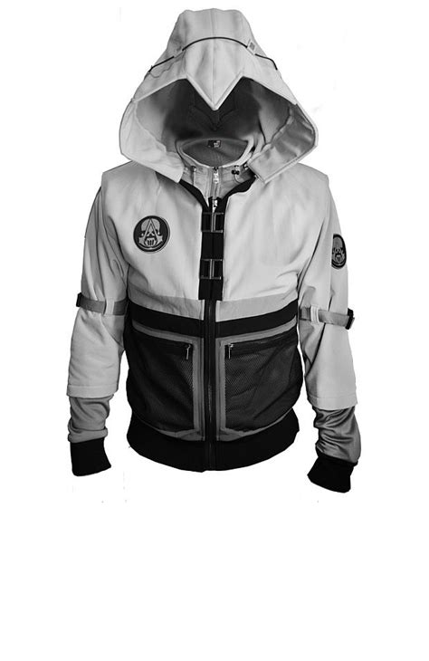 Parka Assasin Black Juventus assassin s creed the recon jacket s ultimate gift guide assassin