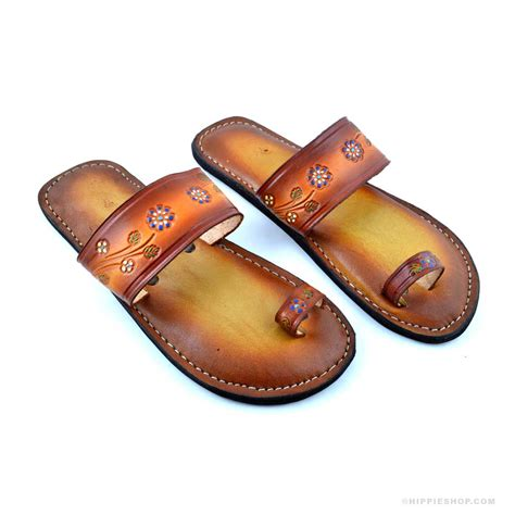 mexican sandal hippieshop mexican boho sandals on sale for 24 95