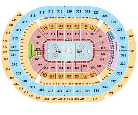 scottrade center seating rows scottrade center seating chart with rows and seat numbers