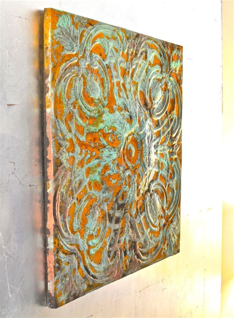 easy  budget friendly diy faux patina finishes