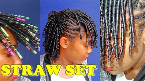 Straw Set Hairstyles by Straw Set Curls Hair Styles Jah Nette