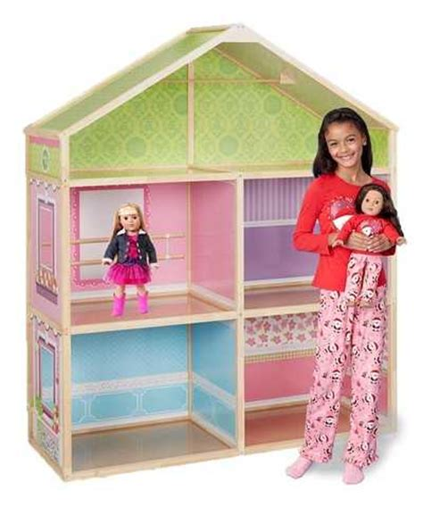 18 doll house for sale dollie s dreamhouse amazing 6 foot wooden doll house for 18 inch play dolls for sale