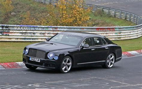 bentley mulsanne extended 2017 bentley mulsanne spyshots reveal long wheelbase model