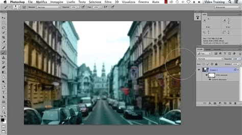 tutorial photoshop italiano interpretazione artistica video tutorial photoshop