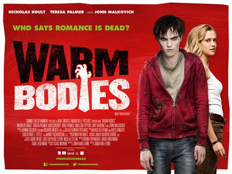 Film Romance Zombie | new posters for oz the great and powerful warm bodies and