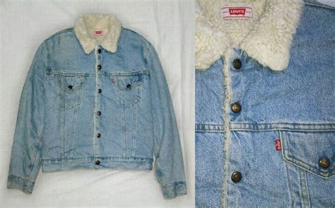 Harga Levis Denim Jacket jual jaket trucker sherpa denim jacket levis 70605