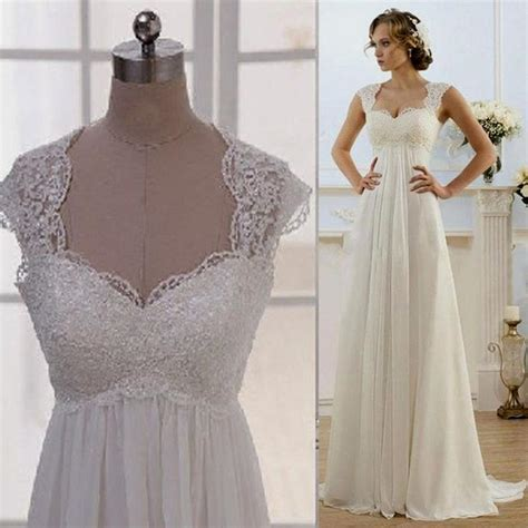 Empire Wedding Dress by Wedding Dress Empire Waist Bridalblissonline