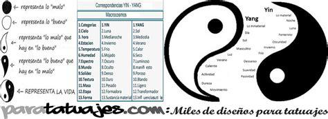 imagenes simbolo que representa el maniako yin y yang para tatuajes significado y dise 241 os para