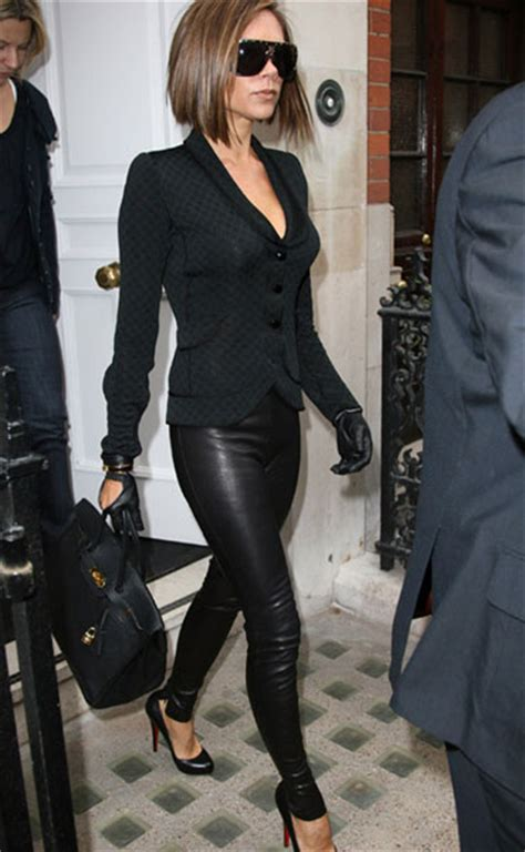 Never One To Miss A Trend Beckham In Pvc by My Fashion