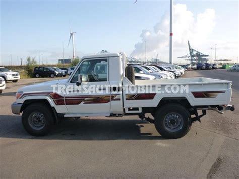 land cruiser pickup cabin toyota land cruiser 79 pick up single cab brand new ref
