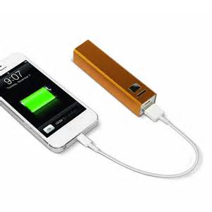 2600mAh POWER BANK PORTABLE USB BATTERY CHARGER FOR iPHONE