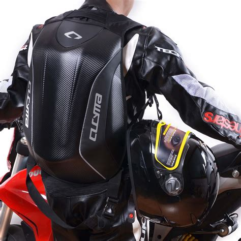 Motorrad Rucksack by Motorcycle Hardshell Backpack Cg Backpacks