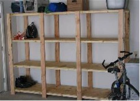 how to build your own storage shelfdiy guides