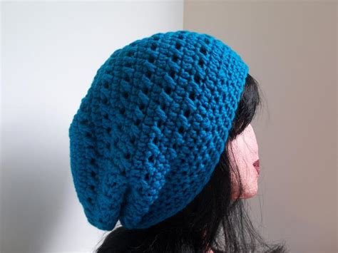 pattern crochet slouchy hat bad hair day 10 crochet patterns for slouchy hats