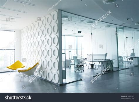 Decorating A Studio Office Interior Stock Photo 14402029 Shutterstock