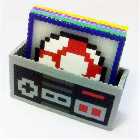 how to iron perler perfectly perler are for school mario crafts