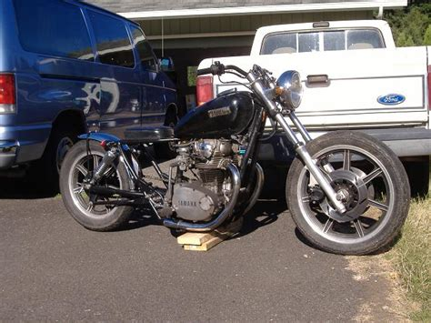 gallery for gt xs850 chopper