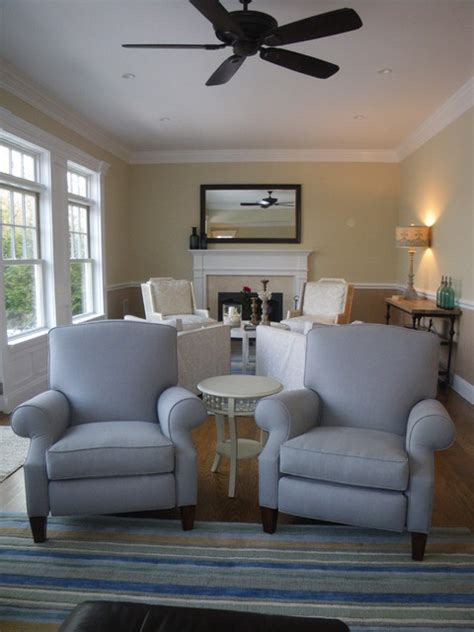 Design To Recline by Southton House Traditional Living Room New