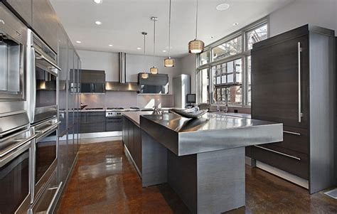 Stainless Steel Countertops Vancouver by Stainless Steel Countertops Reviews Home Design