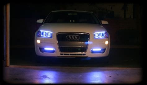 Car Led Lights Strips Sickkstuff 45 Led Light Car Motorbike 12v 6000k Store Powered By Storenvy