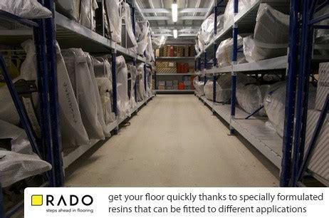 Rado Systems   concrete flooring malta