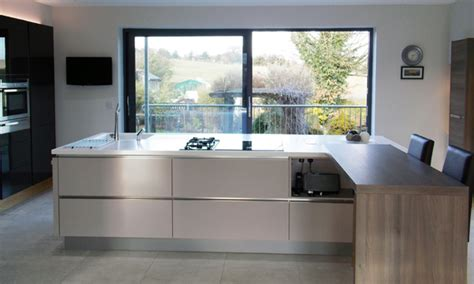 Modern German Kitchen Designs Thinking Outside The Box With Modern German Kitchens