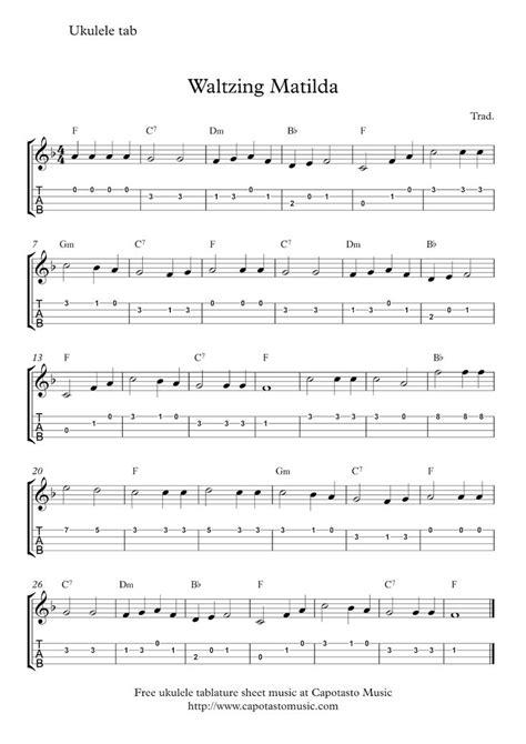 Banjo Ukulele Chords