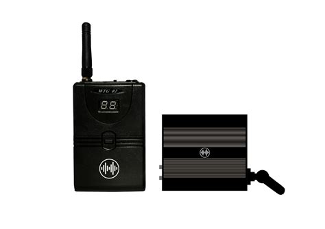 Harga Ear Monitor Drum wireless iem system wave audio monitor wtg2 rd