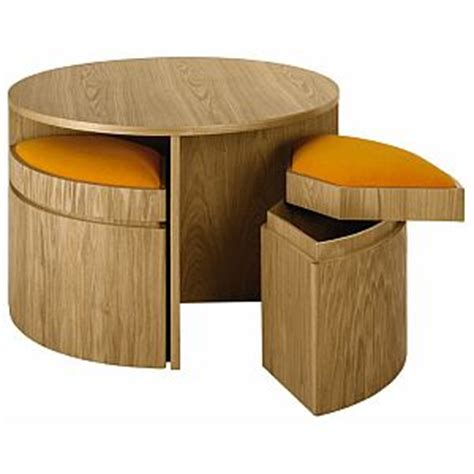compact furniture nurseryworks compact table and stools