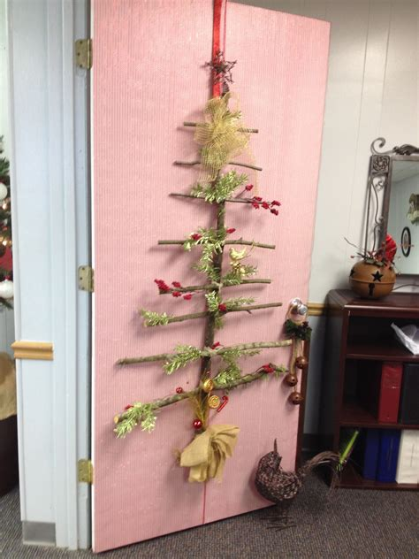 christmas tree decorating contest ideas office door decoration contest tree 2013 most creative award our personal