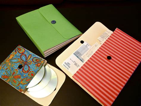 Handmade File Folder Designs - savvy housekeeping 187 make your own accordion files