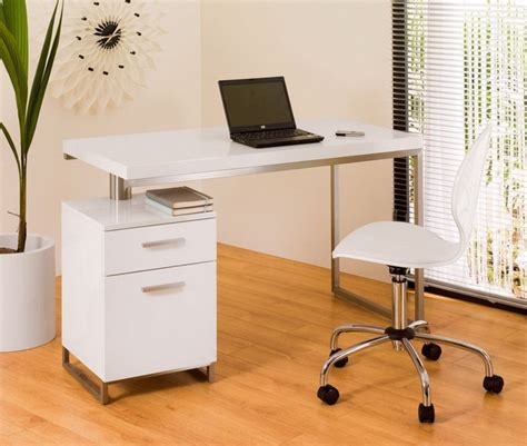 White Desk Small Ideas On Dealing With The Right Small White Desk For Your Home Office Which Has A Limited Space