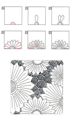 Zentangle No Boundaries zentangle patterns step by step search zentangle drawings dr who and