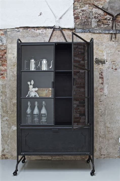 Metal Cabinets With Glass Doors 25 Best Ideas About Glass Display Cabinets On White Display Cabinet Kitchen