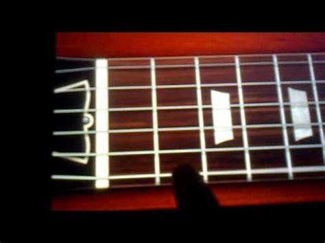 guitar tutorial garageband guns n roses paradise city middle riff guitar tutorial