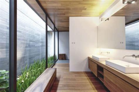 light well bathroom garden