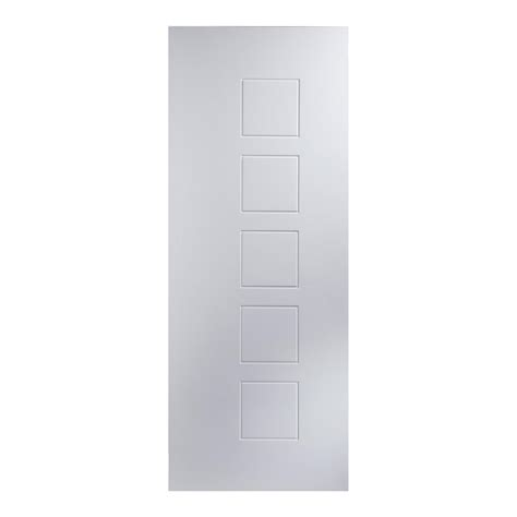 jeld wen white moulded cube heavyweight door