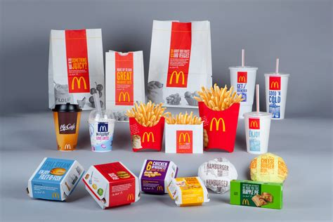 Mcdonald S mcdonald s packaging gets a colorful makeover cmo