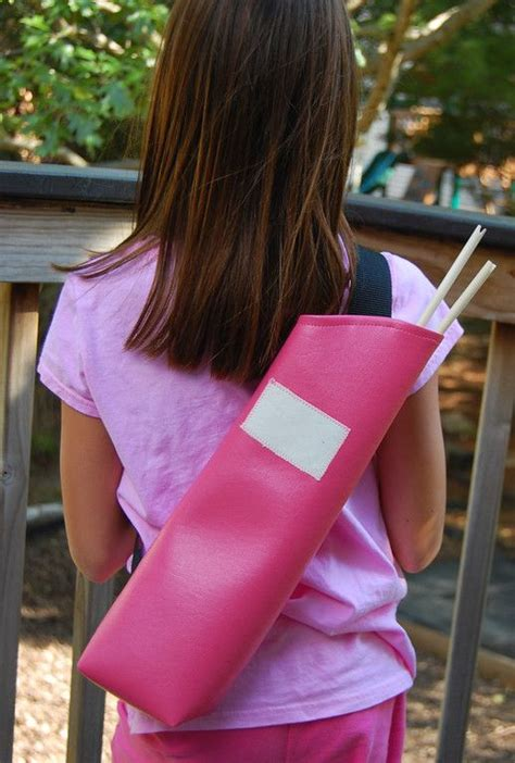 pattern for making a quiver quiver tutorial diy and stuff pinterest